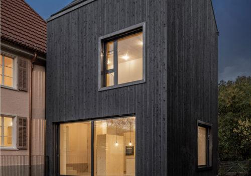 Wohnhaus in Zürich 09