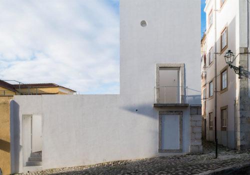 Wohnhaus in Lissabon 10