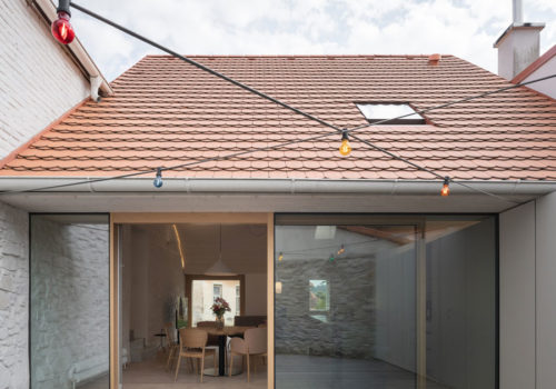 Umbau eines Wohnhauses 13