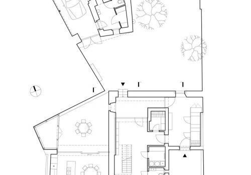 Umbau eines Wohnhauses 19
