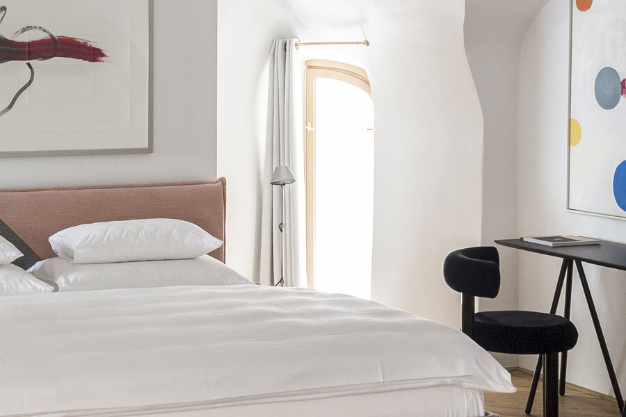 Hotel in Graz von Lam Architektur Studio