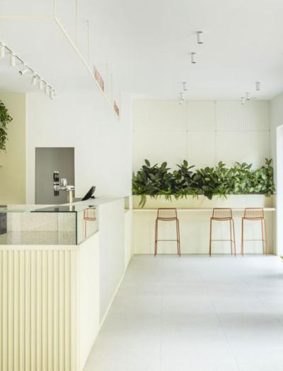 Café und Restaurant in Palermo von Didea Studio