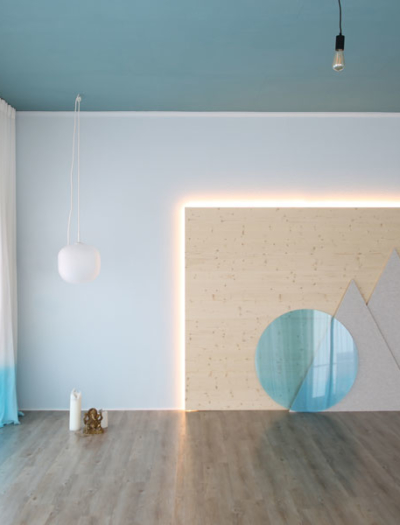 Yogastudio in Murnau von raumgestöber