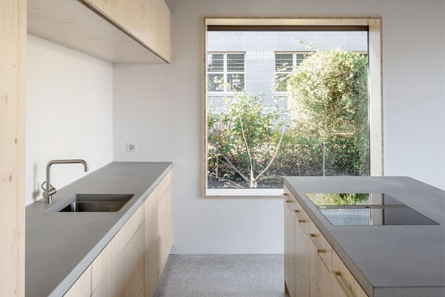 Wohnhaus in Zürich von Eggenspieler Architekten