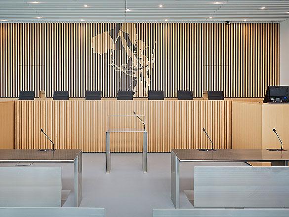 Justizpalast in Caen 01