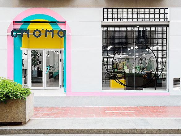Gnomo Design Store 01