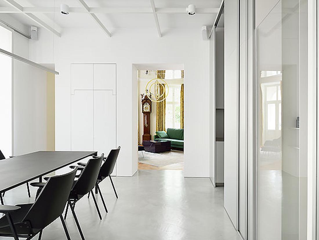 Apartment in Ljubljana 01