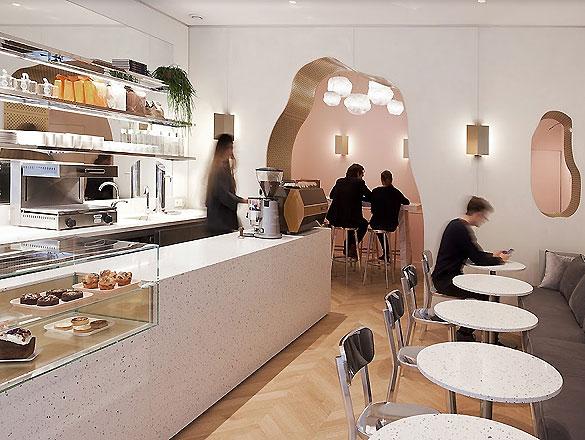 Restaurant noglu in paris von mathieu lehanneur u2013 ait xia ait dialog