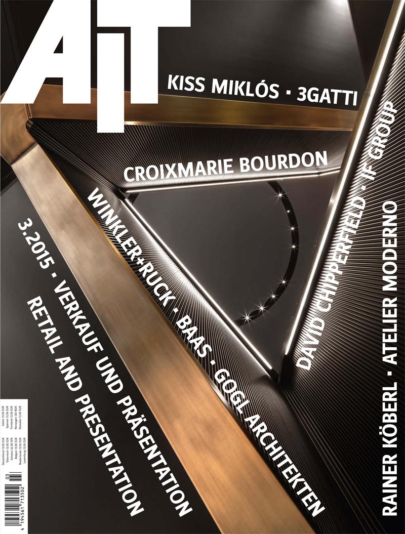 AIT Ausgabe 03 | 2015