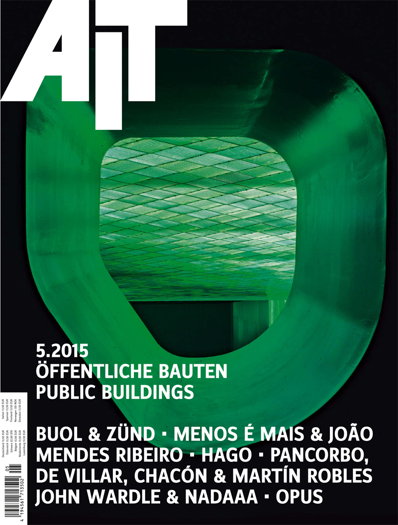 AIT Ausgabe 05 | 2015