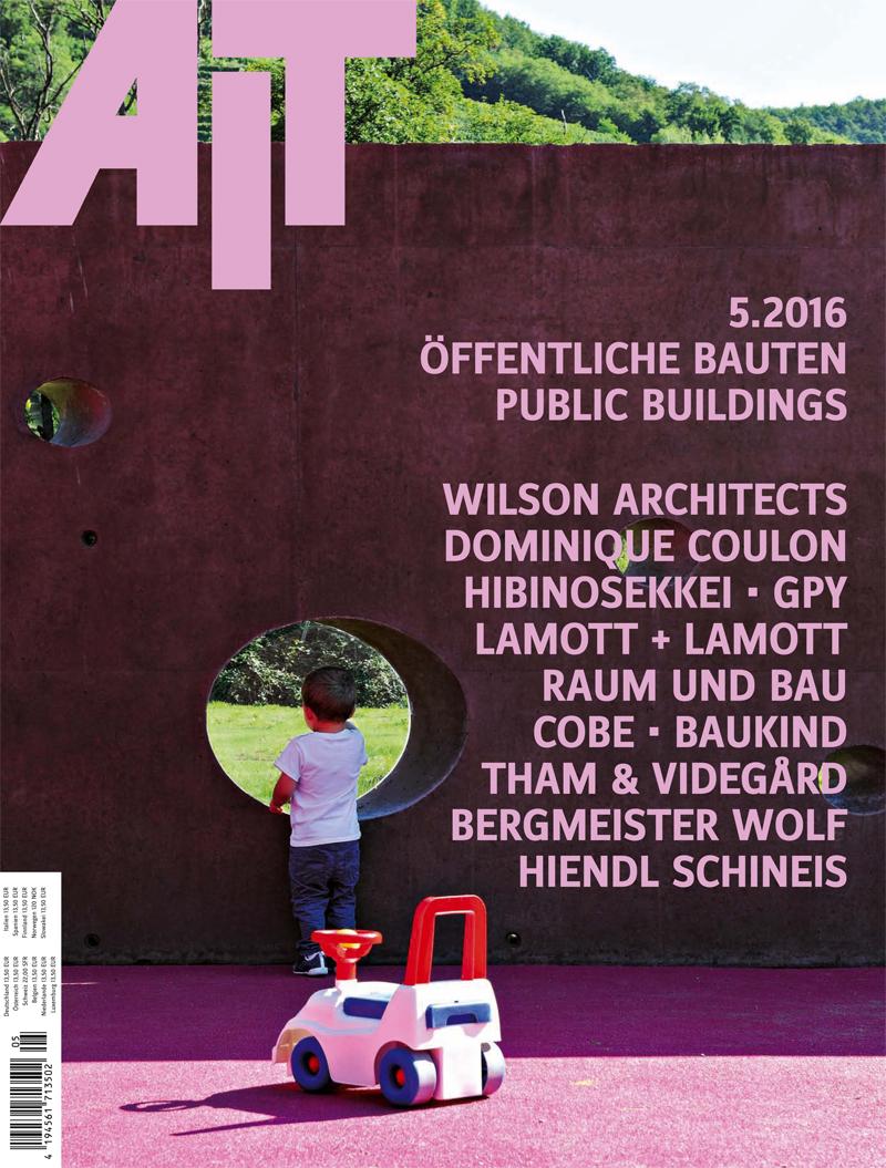 AIT Ausgabe 05 | 2016