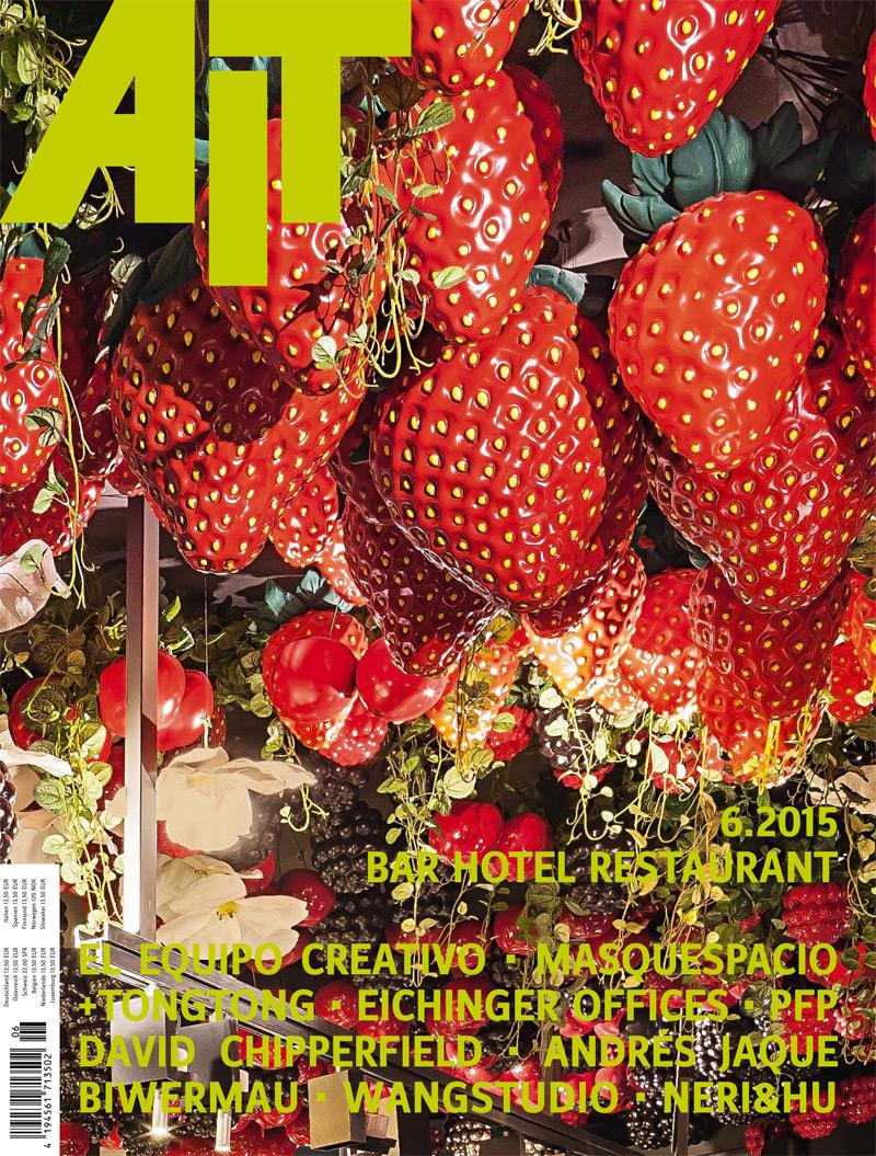 AIT Ausgabe 06 | 2015