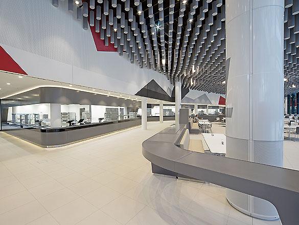 Betriebsrestaurant der Audi AG 01