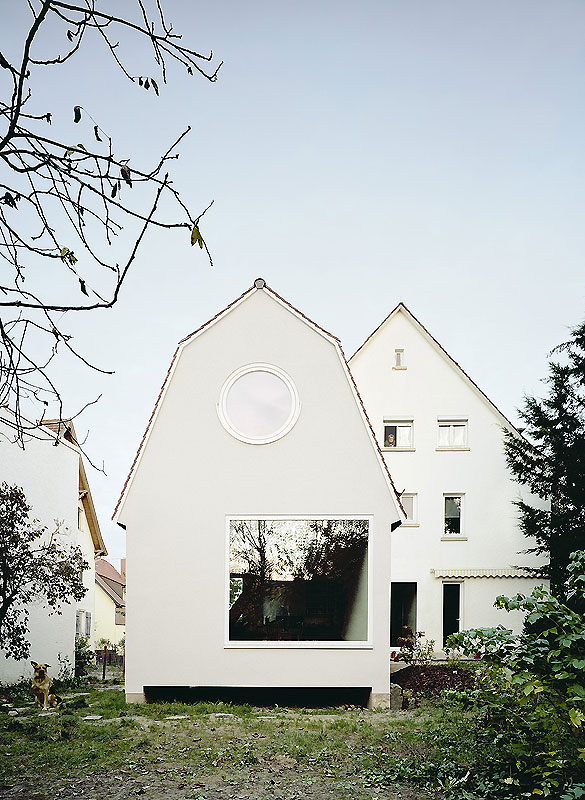 Anbau Mehrfamilienhaus 01