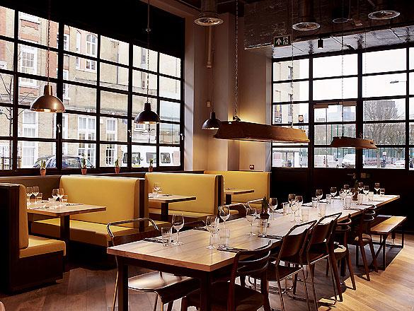 Restaurant Palatino 02