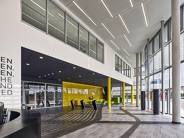 Schulungszentrum in neuhausen von gkk architekten ait - Gkk architekten berlin ...