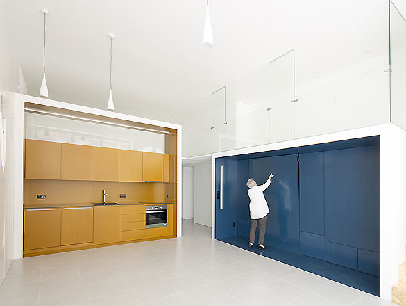 Studio Apartments Lissabon 01