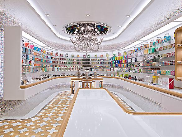 Kusmi Tea Store 04