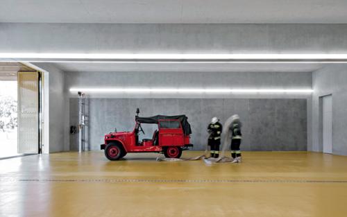 Fire station (AIT 04 | 2017)