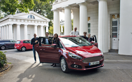 Ford S-Max 2.01 (AIT 04 | 2017)