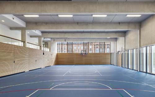 Sporthallen (AIT 06 | 2016)