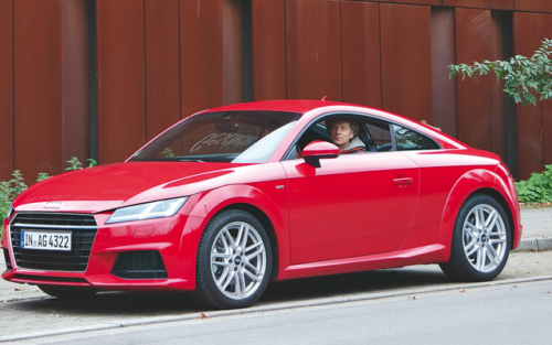 Audi TT (AIT 10 | 2016)