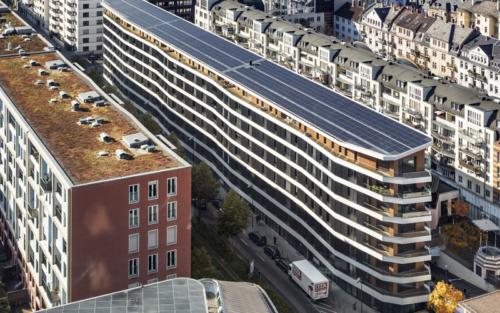 Aktiv Stadthaus in Frankfurt