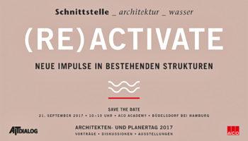 Architekten- und Planertag 2017