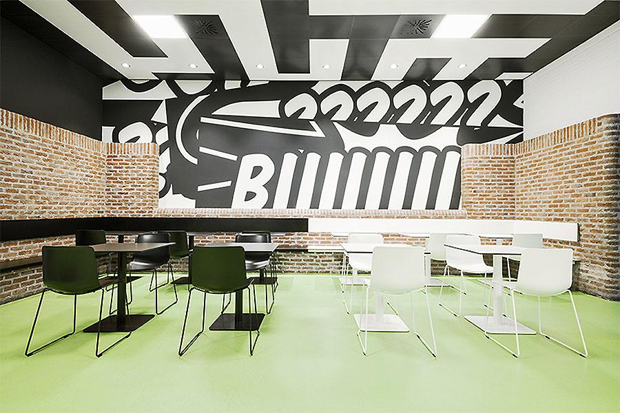 Cafeteria Contrast 01