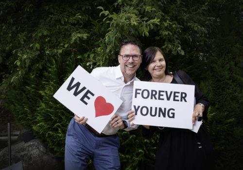 Roland Härtl und Astrid Spohrer (TM Ausbau)