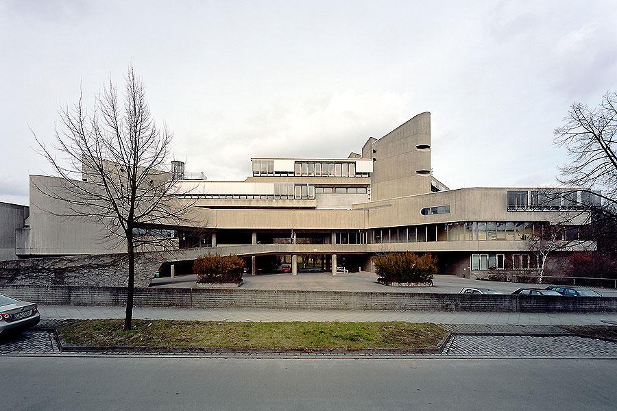 Institut für Hygiene und Mikrobiologie der Freien Universität Berlin, Foto: Rainer Gollmer