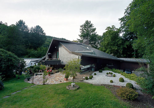 Haus Schatz in Baden-Baden, Foto: Rainer Gollmer