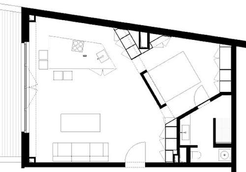 Apartment Gartenstraße 07