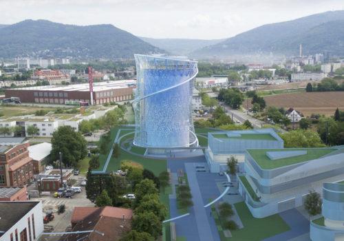 Energie- und Zukunftsspeicher Heidelberg 2
