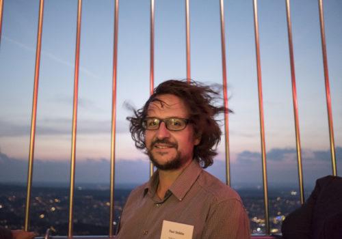 Vom Winde verweht: Paul Strähle (Strähle Raumsysteme)