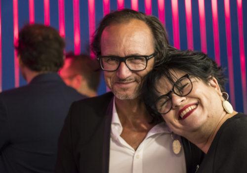Alte Freunde: Heiko Gruber (i21) und Dijane Slavic (Jung)