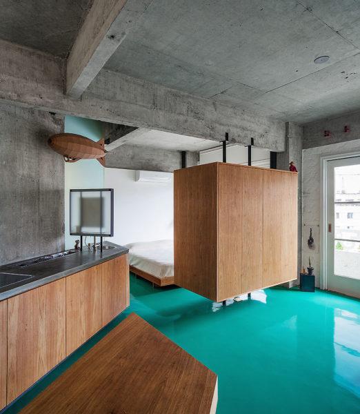 Apartment in São Paulo von Vão Arquitetura 00