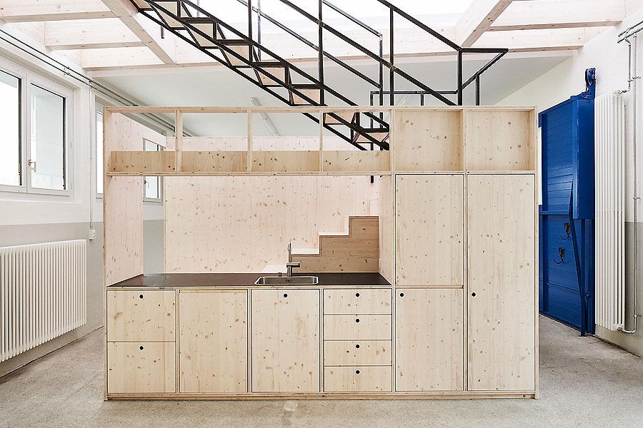 Brunner Architekten atelier in zürich stephan brunner architektur ait xia ait
