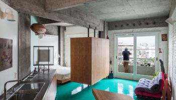 Apartment in Sao Paulo von Vao Arquitetura