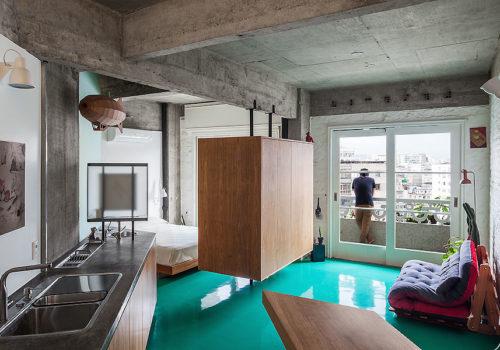 Apartment in São Paulo von Vão Arquitetura 01
