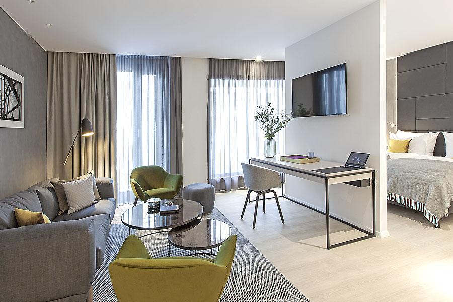 Hotel in Mannheim 01