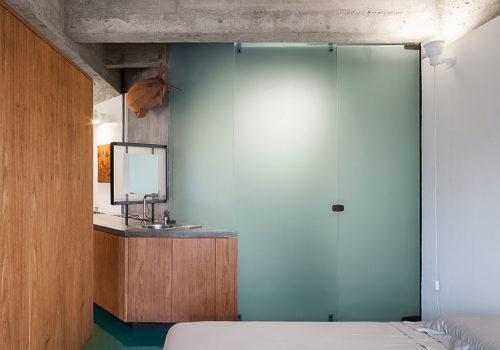Apartment in São Paulo von Vão Arquitetura 04
