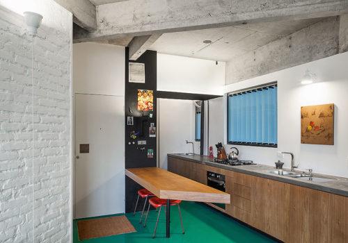 Apartment in São Paulo von Vão Arquitetura 05