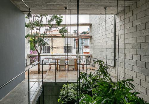 Wohnhaus in Sao Paulo 07