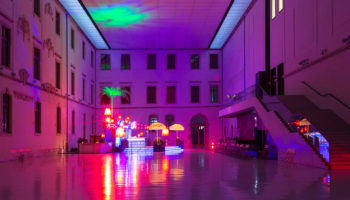 RAUMGEWINN – aktuelle Ausstellung im AIT-ArchitekturSalon Hamburg