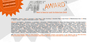AIT-Award 2018 – Preisverleihung