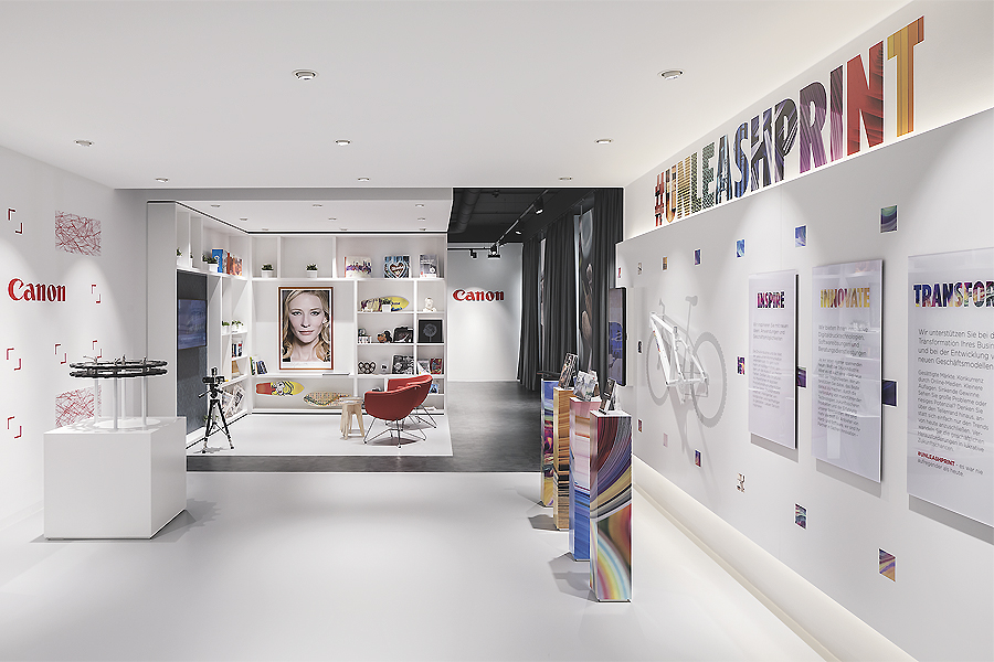 Customer Experience Center in Krefeld von D'art Design 04