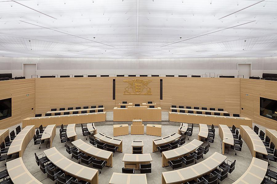 Stuttgarter Landtags 1