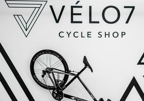 Bike-Shop Vèlo 7 in Posen 01