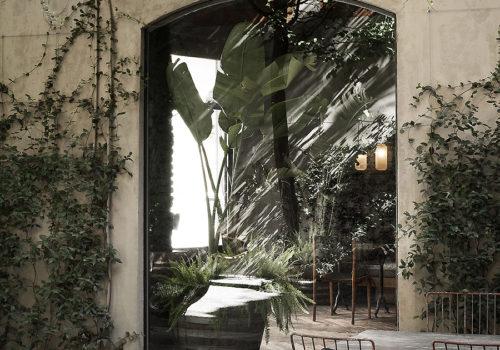 Galerie Six in Mailand 01